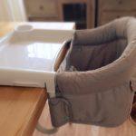 イングリッシーナファストの口コミ!人気の赤ちゃんの食事椅子の欠点