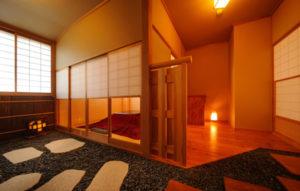 山吹新館の部屋