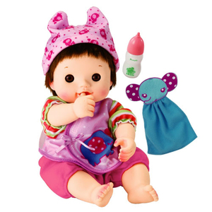 ちいぽぽちゃんのお人形